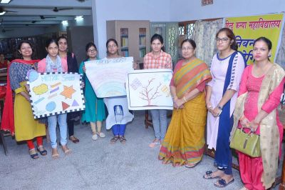 Poster Making Competition in Maths Department